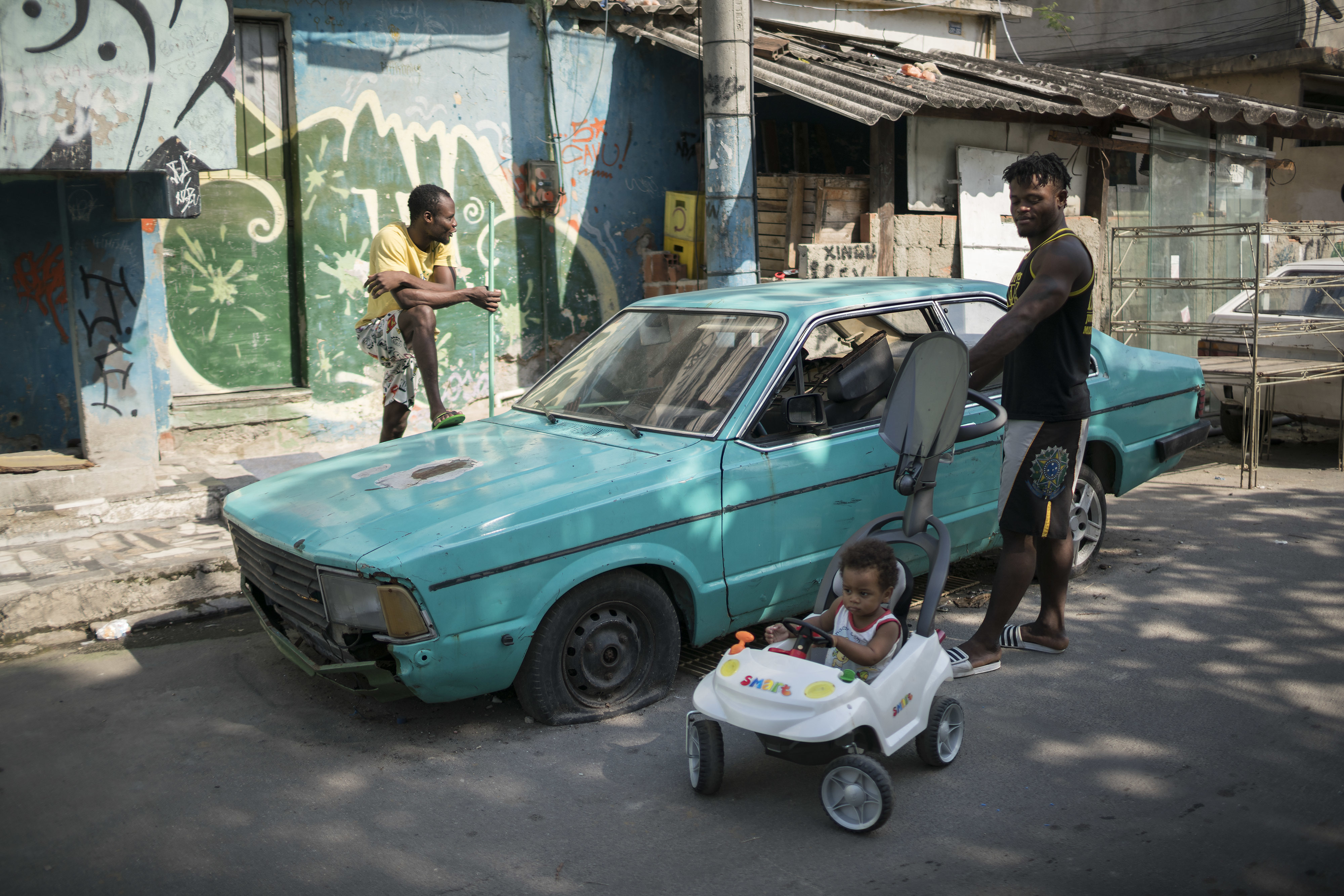 Brazil Olympic Refugees Photo Gallery